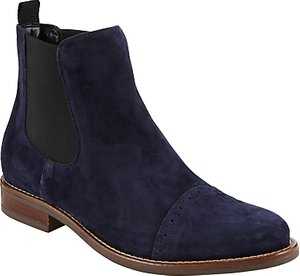 Read more about John lewis orna ankle chelsea boots navy