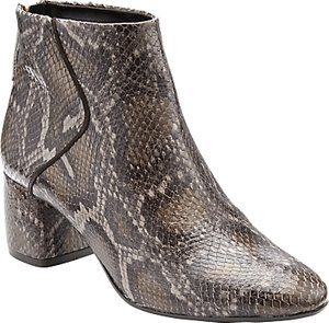 Read more about John lewis ona block heeled ankle boots snake leather