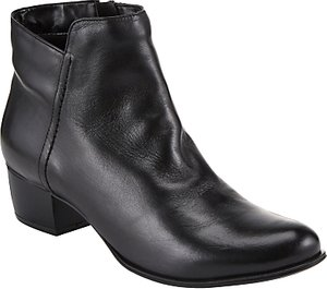 Read more about John lewis albany ankle boots black leather