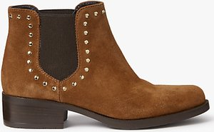 Read more about John lewis persia stud chelsea boots tan suede