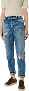 Read more about Selected femme roy boyfriend jeans light blue denim