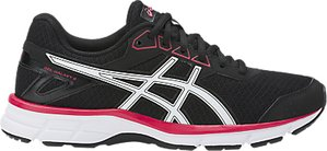 Read more about Asics gel-galaxy 9 women s running shoes black red