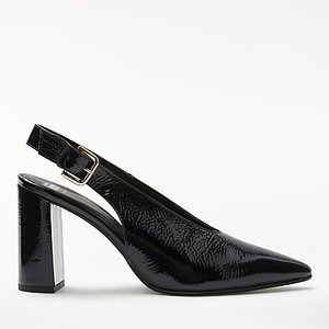 Read more about Kin by john lewis clara slingback court shoes navy