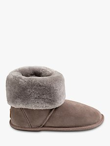 Read more about Just sheepskin albery roll cuff boot slippers