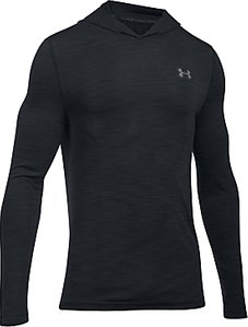 Read more about Under armour threadborne fleece half zip training hoodie black