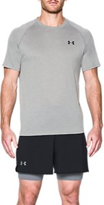Read more about Under armour qualifier 2-in-1 training shorts black