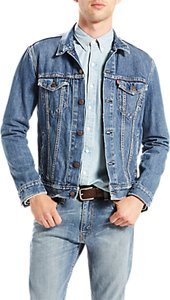 Read more about Levi s the trucker jacket the shelf