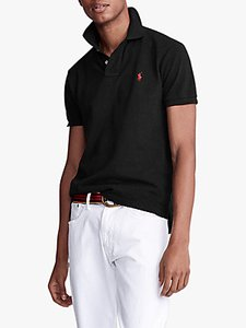 Read more about Polo ralph lauren short sleeve slim fit polo shirt