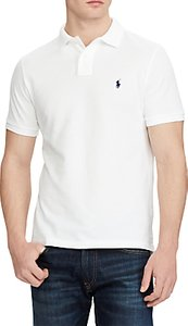 Read more about Polo ralph lauren short sleeve custom slim polo shirt