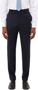 Read more about Jaeger plain twill slim fit trousers navy