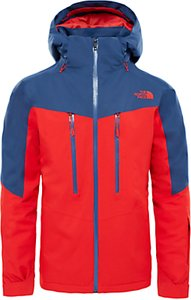Read more about The north face chakal waterproof men s ski jacket blue red