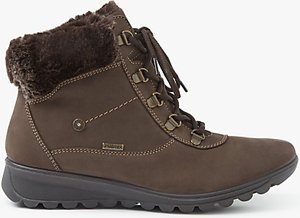 Read more about John lewis polly water resistant ankle boots brown nubuck