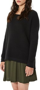 Read more about Selected femme laua ribbed jumper black