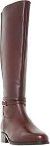 Read more about Dune tero knee high boots burgundy
