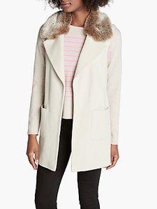 Read more about Helene for denim wardrobe luna faux fur collar gilet