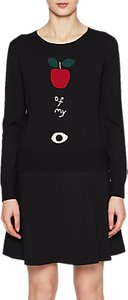Read more about French connection apple of my eye jumper black multi