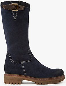 Read more about John lewis teona knee high boots ocean suede