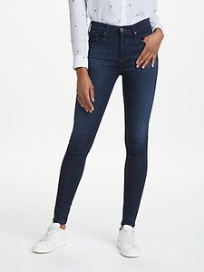 Read more about Ag the farrah high rise skinny jeans brooks