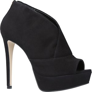 Read more about Carvela giovanni stiletto heeled shoe boots black