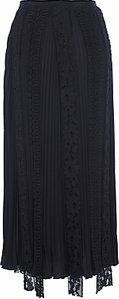 Read more about French connection classic crepe maxi skirt black