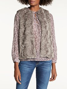 Read more about Hartford veilee faux fur gilet