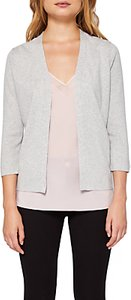 Read more about Ted baker chelsea wrap cardigan light grey