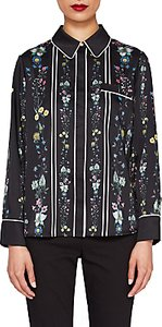 Read more about Ted baker lottu unity floral blouse black