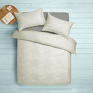 Read more about Missprint frontier duvet cover set pale grey