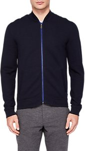 Read more about Ted baker clive bomber jacket navy