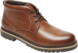 Read more about Rockport marshall chukka boots cognac