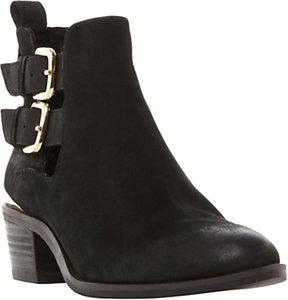 Read more about Steve madden picos cut out ankle boots black