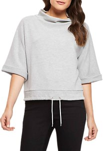 Read more about Jaeger drawstring sweater grey