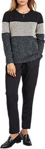 Read more about Hush erin stripe trousers black