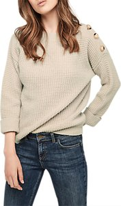 Read more about Gerard darel luhan boat neck knitted jumper beige
