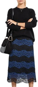 Read more about Hush odessa lace skirt black midnight