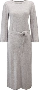 Read more about Pure collection knitted cashmere dress heather dove