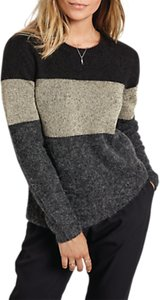 Read more about Hush metallic colourblock jumper multi