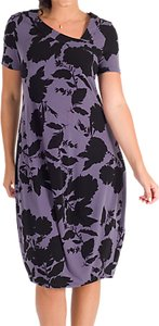 Read more about Chesca floral print dress hyacinth