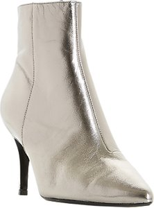 Read more about Dune osha pointed toe ankle boots pewter
