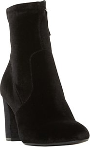 Read more about Steve madden avenue block heeled ankle sock boots black