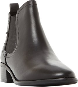 Read more about Steve madden dicey ankle chelsea boots black leather