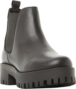Read more about Steve madden bleeker ankle chelsea boots black