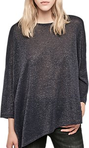 Read more about Gerard darel luna oversized metallic jumper blue