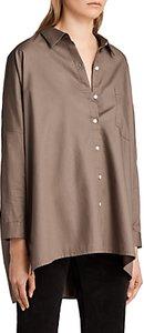 Read more about Allsaints valdes shirt khaki green