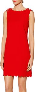 Read more about Gina bacconi tamsin button shoulder dress