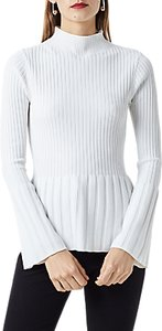 Read more about Finery bryce ribbed jumper ivory