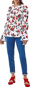 Read more about Finery aske stem roses printed blouse multi