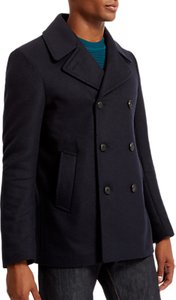 Read more about Jaeger short pea coat navy