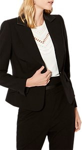 Read more about Karen millen the essentials tailoring collection blazer black