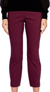 Read more about Ted baker baylea crop trousers maroon